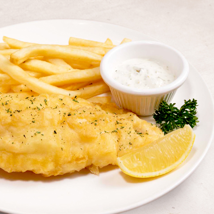 Western 03 - Traditional Fish & Chips