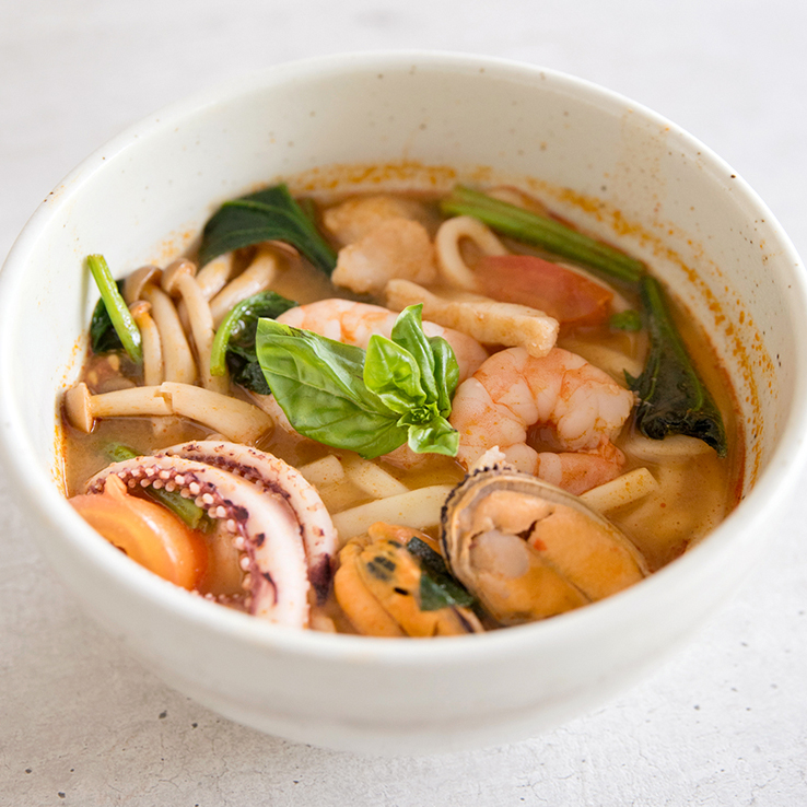 Asian 04 - Seafood Tom Yum Noodle