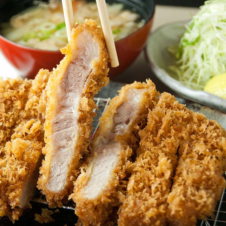 Top Grade BP Tonkatsu set